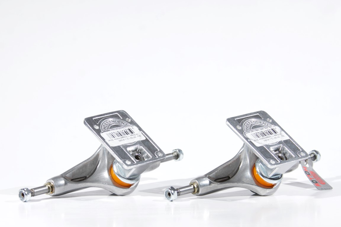 Truck Independent - 139 Stage 11 Forged Hollow Silver  - No Comply Skate Shop