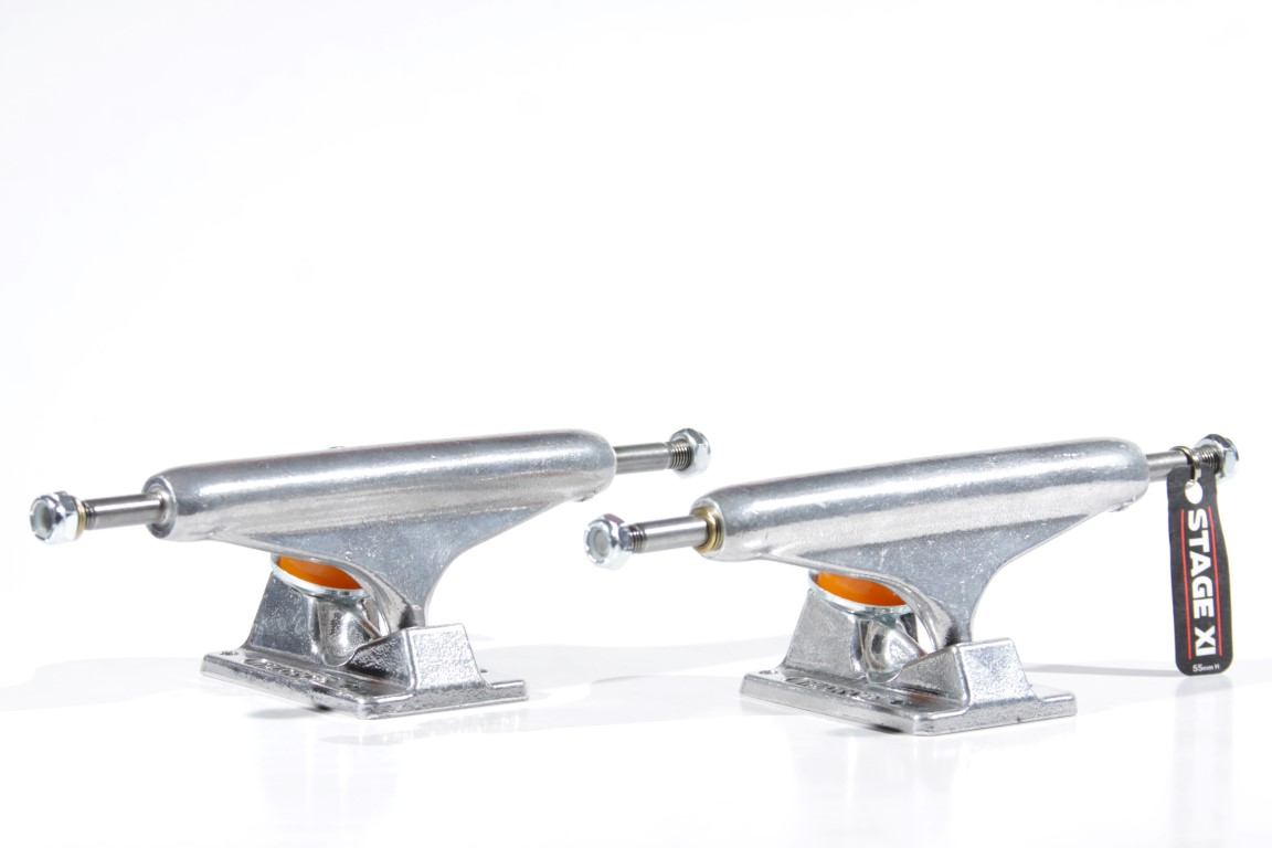 Truck Independent - 144 Stage 11 Polished  - No Comply Skate Shop