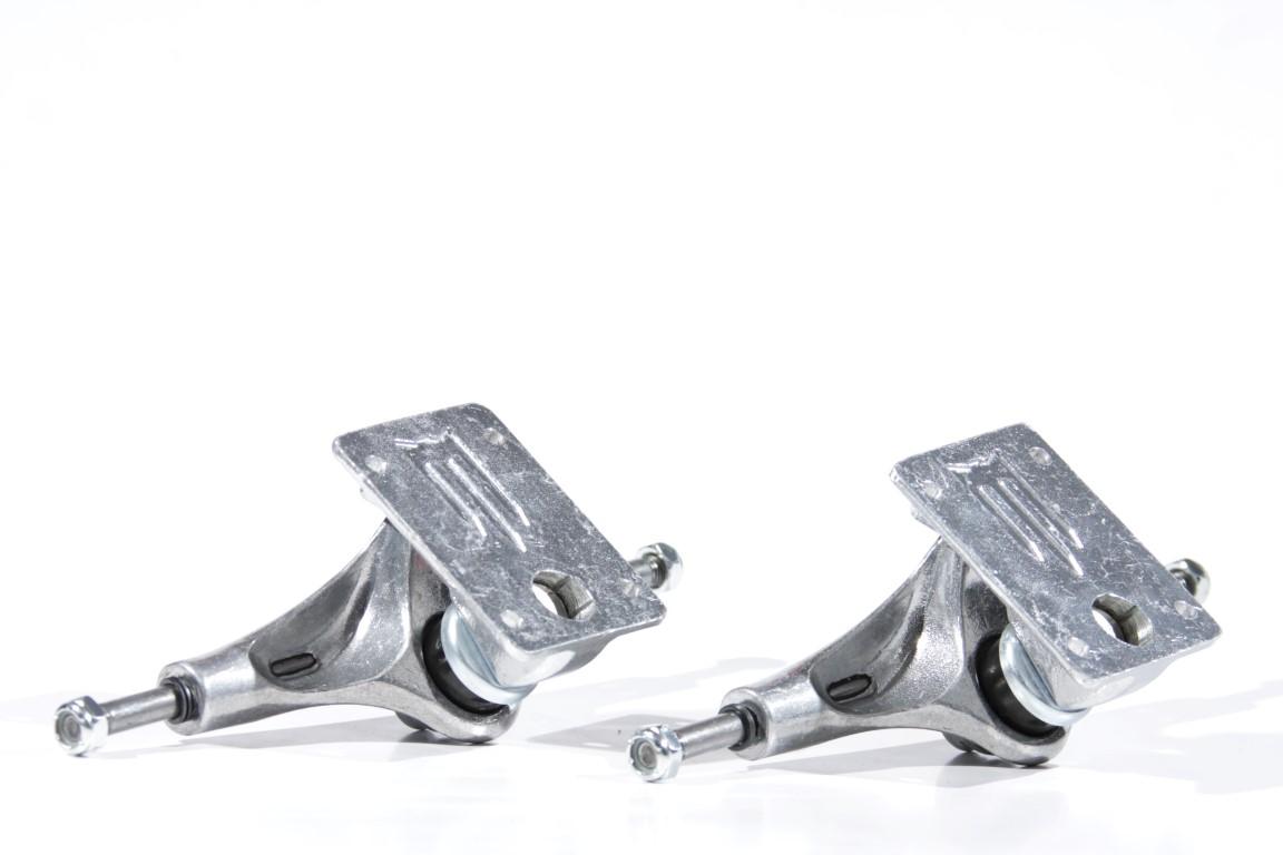 Truck Metallum 139 Silver  - No Comply Skate Shop