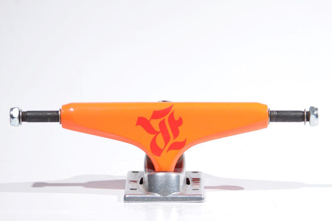 Truck Royal - Stage IV Orange 139mm  - No Comply Skate Shop