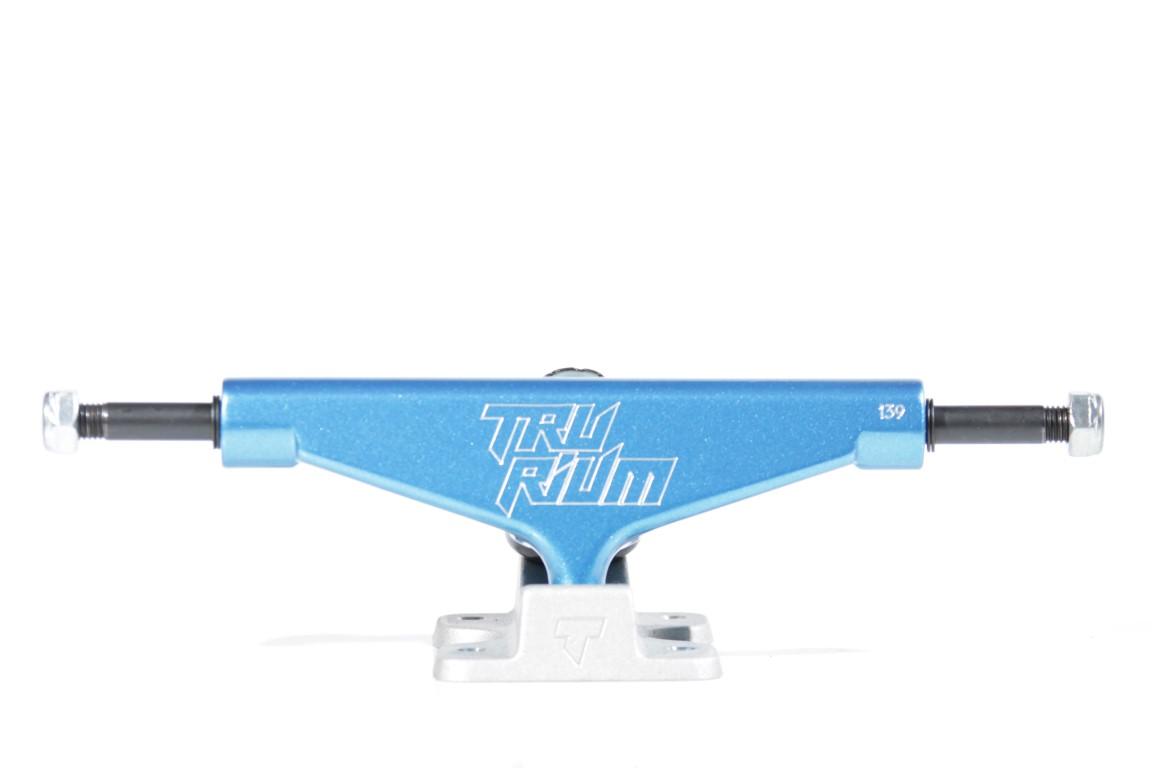 Truck Trurium - 139 Low Azul/Jateado  - No Comply Skate Shop