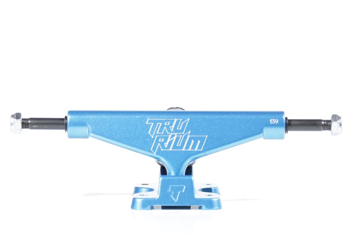 Truck Trurium - 139 Mid Azul  - No Comply Skate Shop