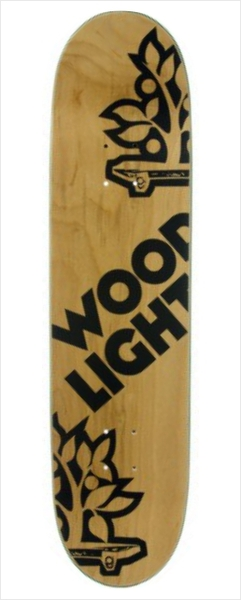 "Shape Wood Light - Judah 8.1""  - No Comply Skate Shop"