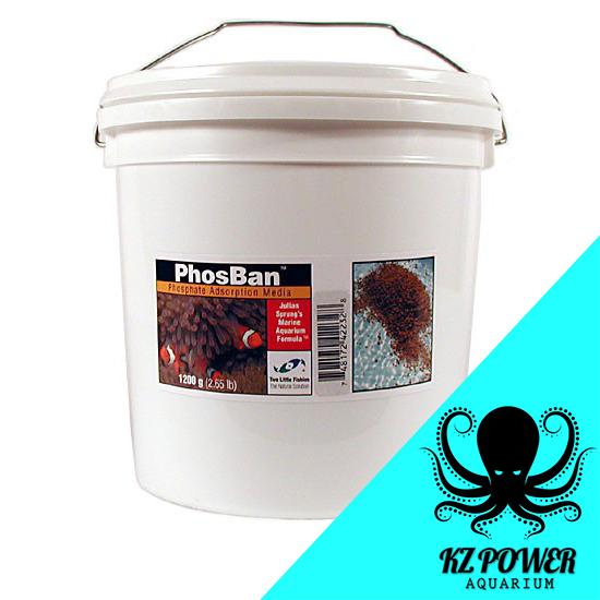 Phosban Removedor Fosfato E Silicato Phosban Tlf 1,2Kg  - KZ Power