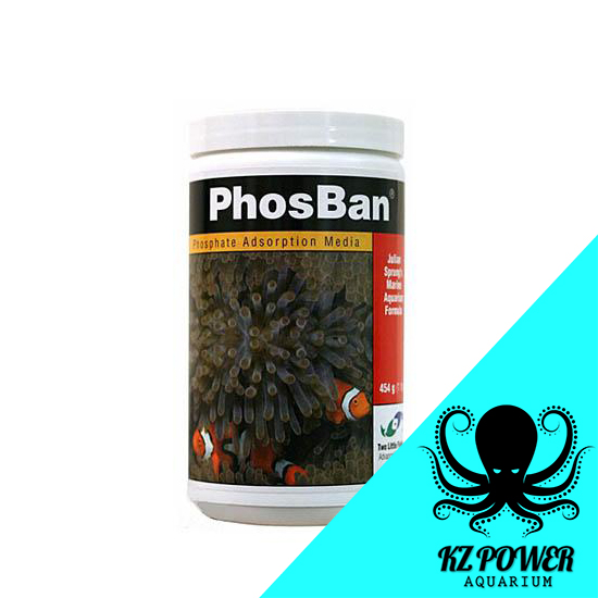 Phosban Removedor Fosfato E Silicato Phosban Tlf 454gr  - KZ Power