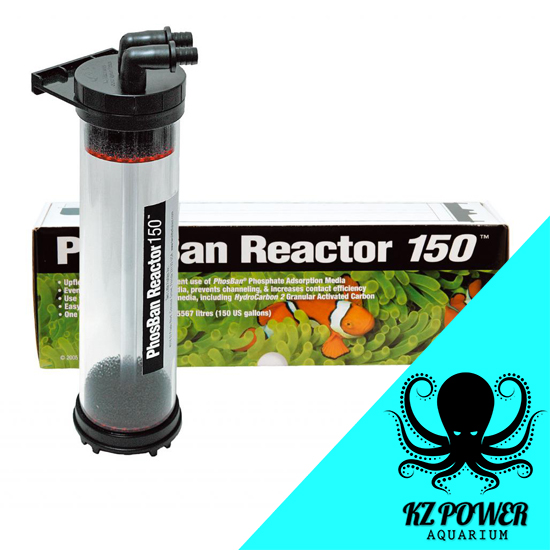 Reator De Fosfato Phosban Tlf Reactor 150  - KZ Power