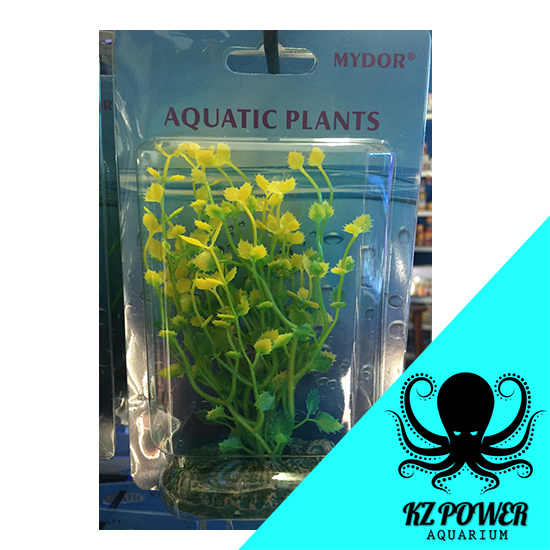 Planta Artificial P/ Aquarios 13cm Mydor 13097  - KZ Power