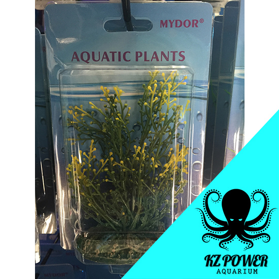 Planta Artificial P/ Aquarios 13cm Mydor 13098  - KZ Power