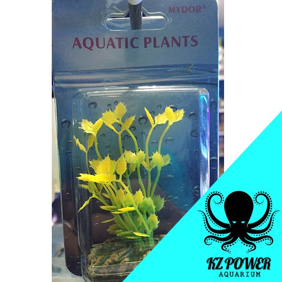 Planta Artificial P/ Aquarios 4cm Mydor 0416  - KZ Power