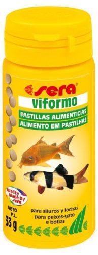 Ração Alimento Peixes Fundo Sera Viformo Botia Corydora 33gr  - KZ Power