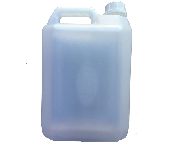 Galão de plástico com capacidade de 5 litros Selo Inmetro  - KZ Power