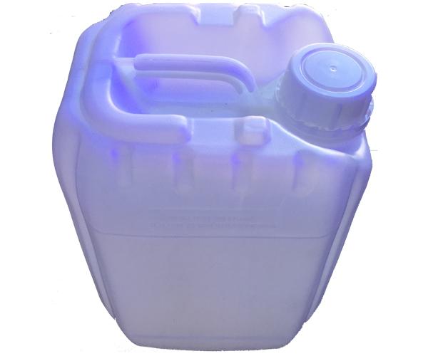 Galão de plástico com capacidade de 10 litros Selo Inmetro  - KZ Power