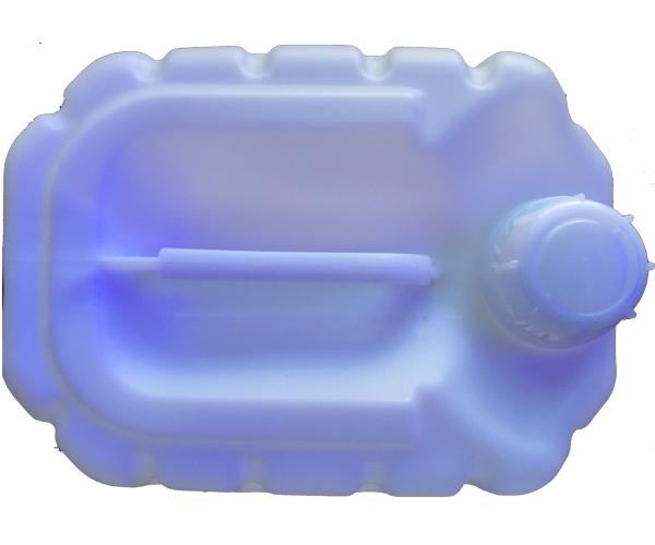 Galão de plástico com capacidade de 20 litros Selo Inmetro  - KZ Power