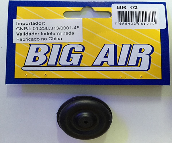 Diafragma p/ Compressores BIG AIR A-420 1 pç  - KZ Power