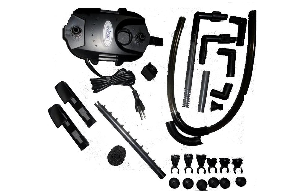 Filtro Mini Canister Max Care Ista 360 L/h 110v./127v.  I-151  - KZ Power