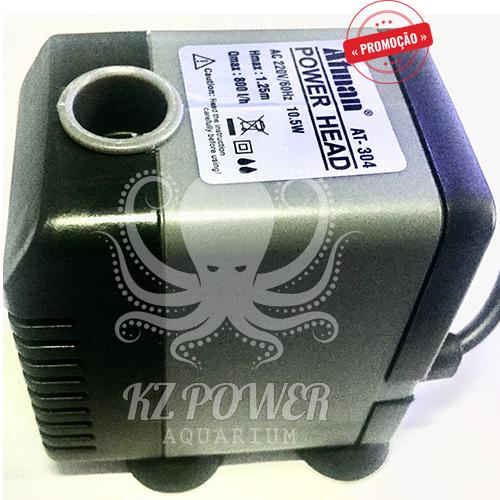 Bomba Submersa Atman At-304 800 L/hora Disponivel Em 220V.  - KZ Power