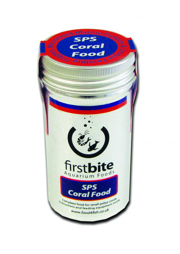 Alimento Bcuk First Bite SPS Coral Food ( KIT ) 5gr  - KZ Power