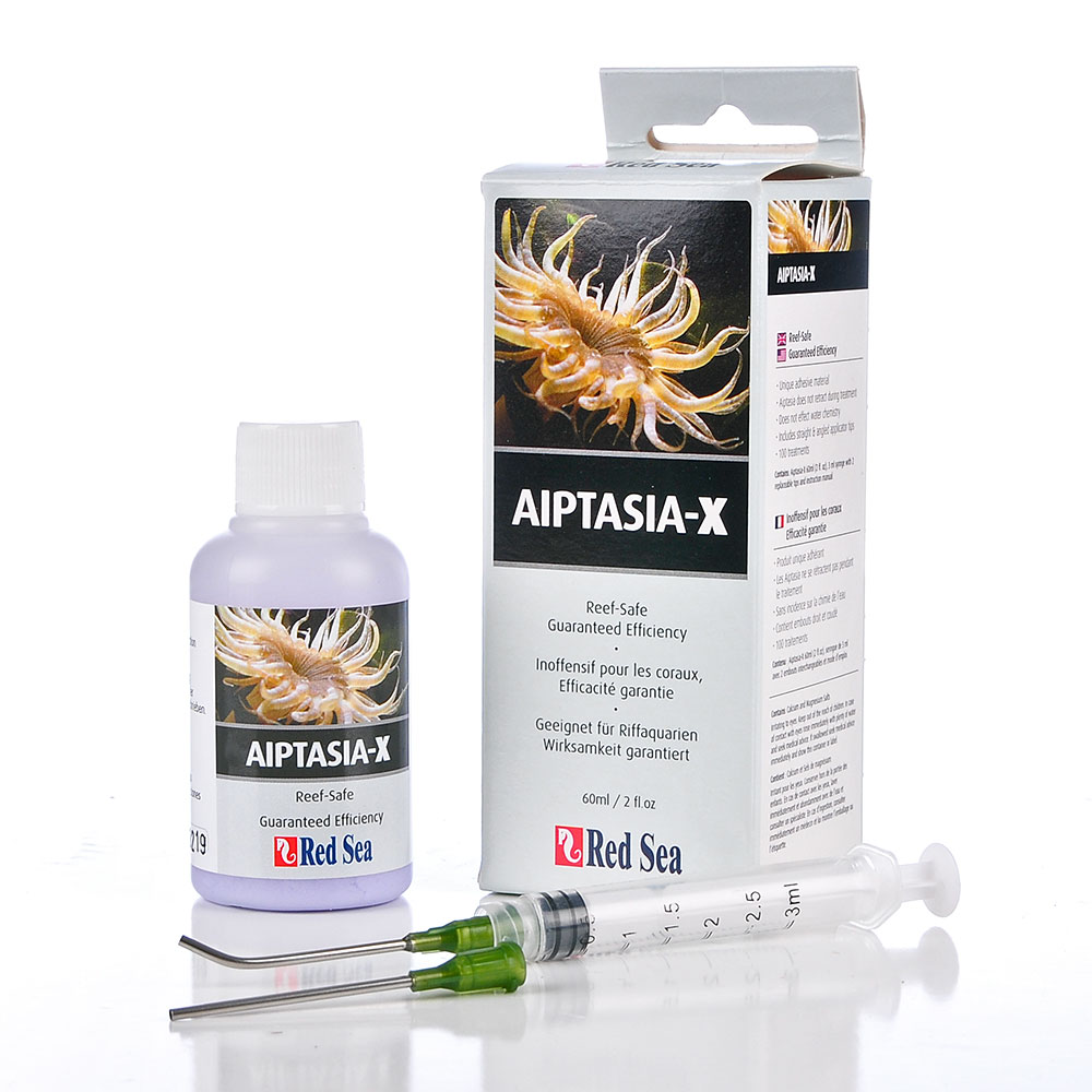 Red Sea Aiptasia x 60 ml Elimi Aiptas  - KZ Power
