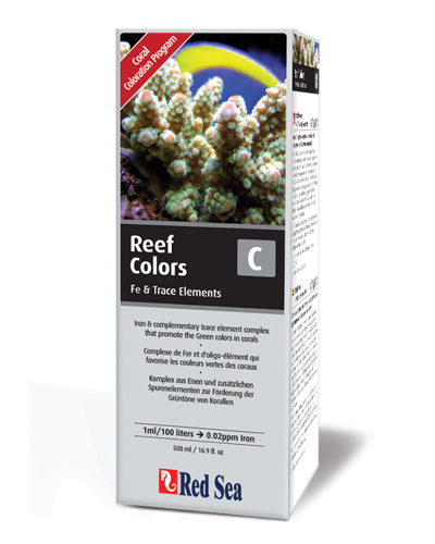 Coral Colors C 500ml Red Sea RCP  - KZ Power