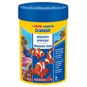 Ração Sera Marin Granulat Com Omega 3, 6 E Minerais 45gr.