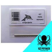 Eixo Inox p/ Bombas Sarlo Better SB2700 SB-2700