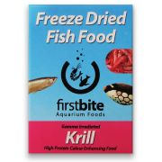 Ração Bcuk First Bite Freeze Dried Krill Superba 5 Gramas.