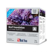 Suplemento Rcp Red Sea Reef Foundation A (ca/sr) 1 Kilo