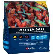 Sal Red Sea Salt 10Kg Saco Nova Fórmula Faz 300 litros
