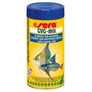 Ração Alimento Peixes Aquario Sera Gvg Mix Todos Peixes 60gr