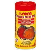 Ração Alimento Peixes Aquario Sera Disco Color Red 116gr
