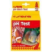 Sera Teste Ph Para Aquario De Agua Doce  Salgada 100 Testes
