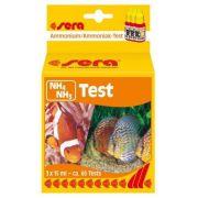 Sera Teste Amonia Nh4 Nh3 Aquario Marinho Ou Doce.