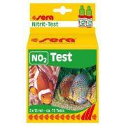 Sera Teste Nitrito No2 Para Aquario De Agua Doce Ou Salgada