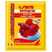 Ração Sera Bettagran Sache 5gr Ideal Para Peixes Betta