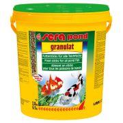 Ração sera pond granulat balde 2,8kg