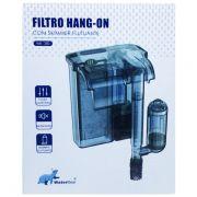 FILTRO EXTERNO HANG ON SLIM WB-280 280L/H P/ AQUARIOS ATÉ 56L 220V