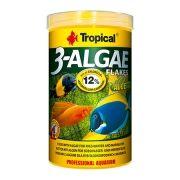 RAÇÃO 3-ALGAE FLAKES 50gr TROPICAL