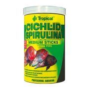 RAÇÃO CICHLID SPIRULINA MEDIUM STICKS 90gr TROPICAL