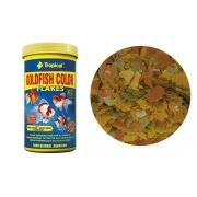 RAÇÃO GOLDFISH COLOR FLAKES 50gr TROPICAL