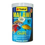 RAÇÃO MALAWI CHIPS 130gr TROPICAL