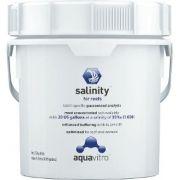 Sal Marinho Seachem Aquavitro Salinity 2,72kg Agua Salgada