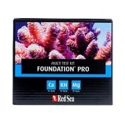 Teste Red Sea Kit Reef Foundation Pro (ca/kh/mg)