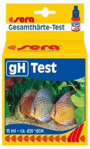 Sera Teste Gh Dureza Total Em Aquario De Agua Doce.  - KZ Power
