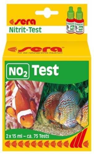 Sera Teste Nitrito No2 Para Aquario De Agua Doce Ou Salgada  - KZ Power