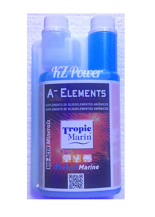 Tropic Marin Pro-coral A-elements 500ml Elem Traço 24123  - KZ Power