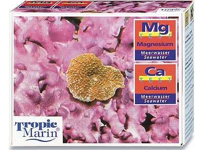 Tropic Marin Magnesium/ Calcium Teste Kit 28130  - KZ Power