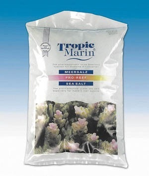 Tropic Marin Pro-reef Sea Salt 4kg / 120l Sal Marinho 10524  - KZ Power