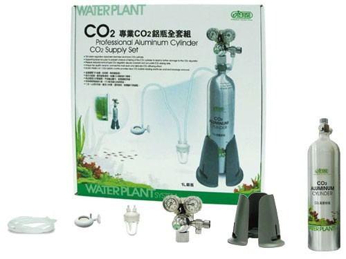 Cilindro Co2 Kit Completo Ista 1 L  Com Solenoide 220v. i-677  - KZ Power
