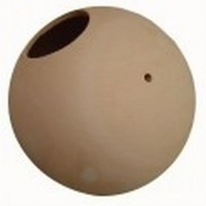 Enfeite Ceramica Ista Toca Para Os Peixes No Aquario  I-911  - KZ Power