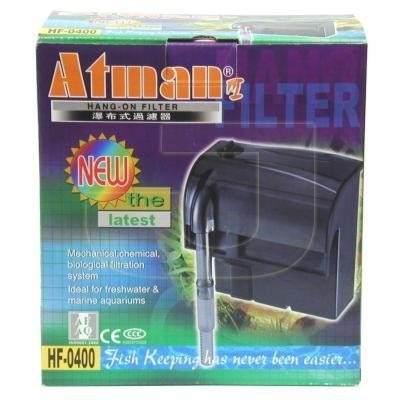 Filtro Ext.atman Hf400 Hf 400 Hf-400 HF400 110v.127v.  - KZ Power